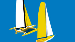 Focus sur 4 classes de bateaux